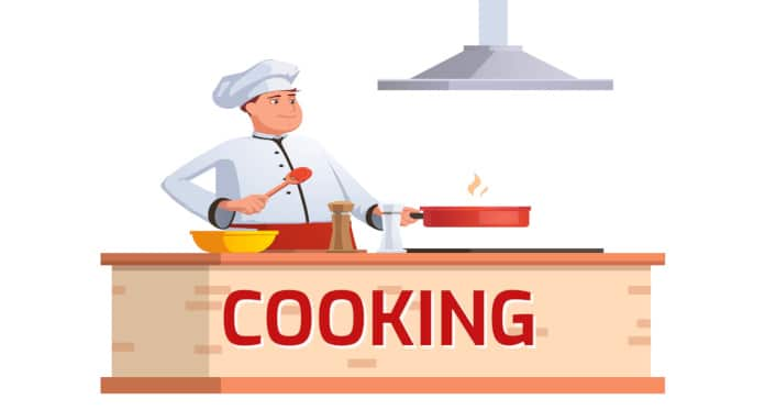 Cooking Vocabulary in English – With Games Pictures and Quizzes