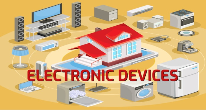 electronic devices vocabulary in English