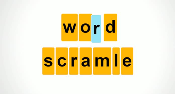 Top 140 Business English vocabulary – Word scramble game in English